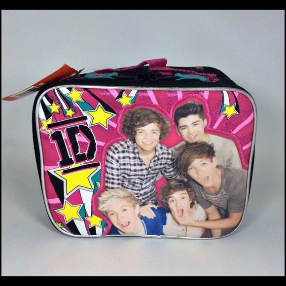 One direction rare lunch box NWT